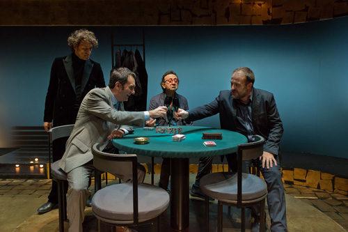 Regalo di Natale, di Pupi Avati, in scena al Teatro Quirino di Roma