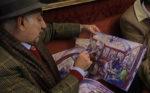 Stellario Baccellieri, l'artista che racconta un mondo vissuto