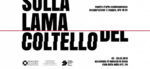Sulla lama del coltello, la mostra d'arte contemporanea alla Galleria d'Arte Accademia di Romania a Roma