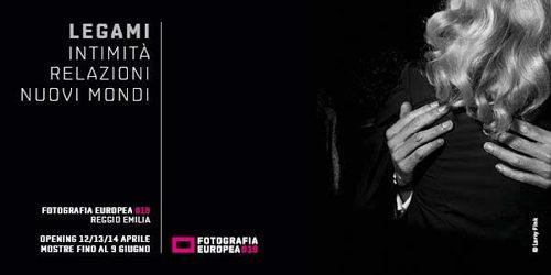 Torna a Reggio Emilia il festival Fotografia Europea 2019 con il tema Legami. Intimità, Relazioni, Nuovi mondi