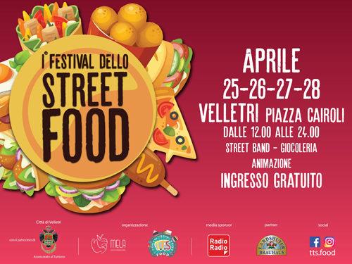 Velletri Festival Street Food