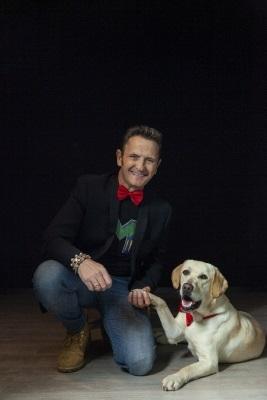 """Enzo Salvi torna in teatro con """"Io un attore cane"""""""