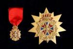 Alejandro Gastón Jantus Lordi De Sobremonte nominato Cavaliere dell'Ordine della Georgia