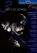 3 VOCI DI DONNA, lo spettacolo della Compagnia di danza Kòreos Ballet in scena al Teatro Golden di Roma