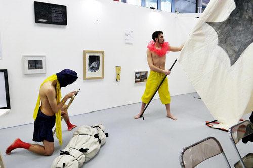 """Arte Fiera annuncia i risultati di """"Artworks that ideas can buy"""" di Cesare Pietroiusti"""