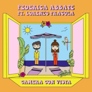 Camera con vista, il nuovo singolo di Federica Abbate