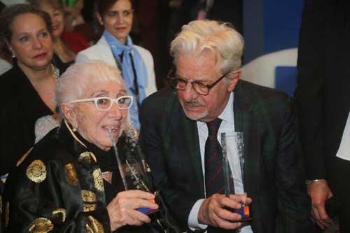Cannes, Premio Kinéo a Giancarlo Giannini e Lina Wertmuller. Presentata la nuova edizione