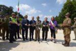 Adunata, inaugurata la Cittadella degli Alpini