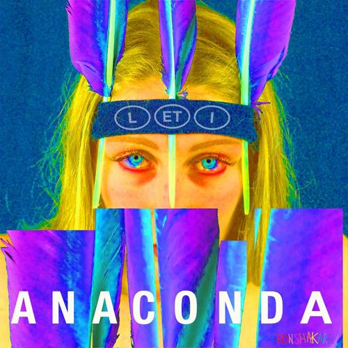 Anaconda, il nuovo singolo di Leti approda in radio e digital store