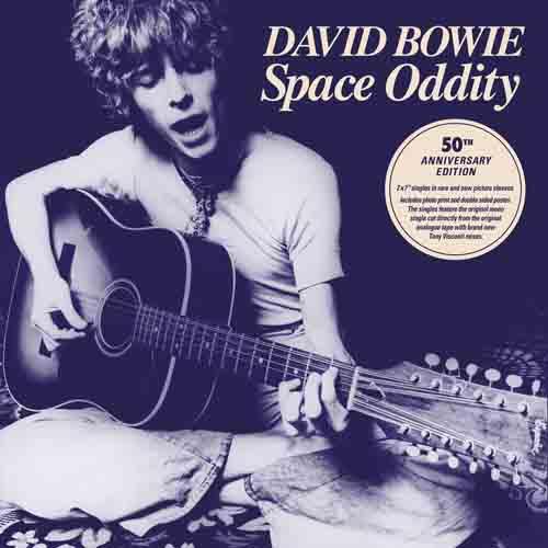 David Bowie, Space Oddity in uscita un cofanetto di 2 vinili con i missaggi di Tony Visconti