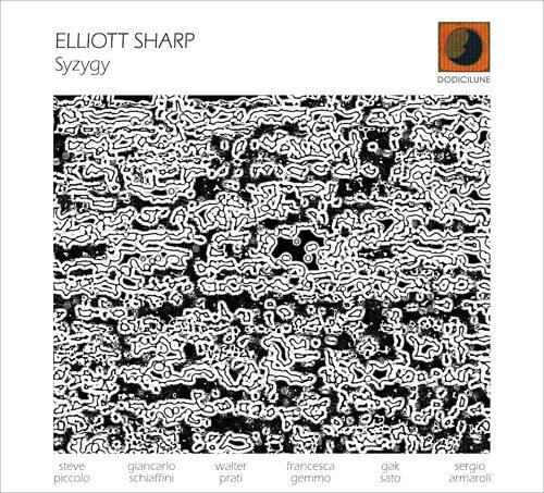 Syzygy, il nuovo disco di Elliott Sharp è in distribuzione