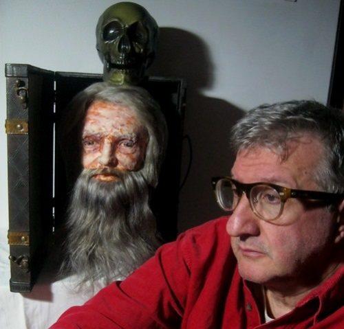 Comincia l'Anno Leonardiano, a 500 anni dalla morte del Maestro di Vinci. L'artista Francesco Guadagnuolo lo rievoca con due sculture