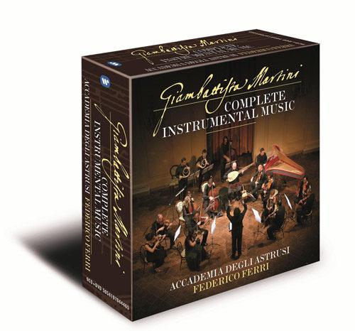 G.B. Martini Maestro dei Maestri. La presentazione dell'opera strumentale integrale al Museo della Musica di Bologna