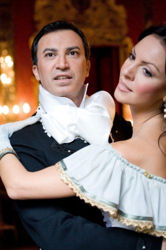 Gran Ballo dell'800 sul Lago di Como con la Compagnia Nazionale di Danza Storica diretta da Nino Graziano Luca