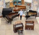I concerti dell'Accademia degli Sfaccendati a Palazzo Chigi di Ariccia dal 18 al 24 maggio 2019