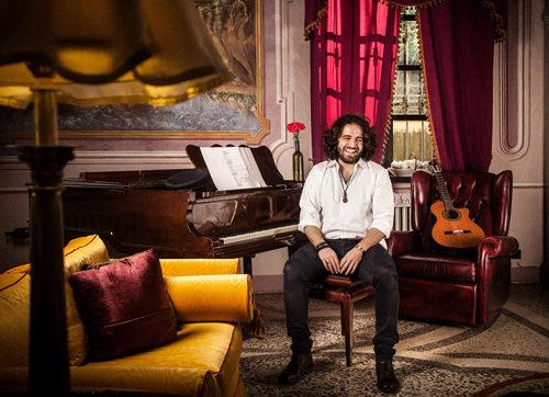 """Jacopo Perosino presenta live il suo album d'esordio """"Retro'"""""""