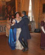 Grande successo per il Spring Regency Ball. Ospite l'attrice Jennifer Mischiati
