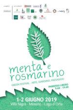 Menta e Rosmarino, il Green Festival alla sua VII edizione a Villa Nigra a Miasino
