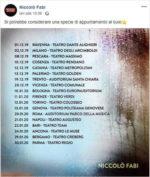 Niccolò Fabi torna in tour nei teatri italiani a partire da dicembre
