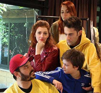 Onstage!festival. Fratelli di Ren Dara Santiago in scena al Teatro Palladium di Roma