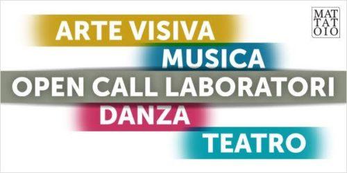 Prorogata al 20 maggio l'open call per partecipare ai workshop gratuiti di danza, musica, teatro e arti visive al Mattatoio di Roma