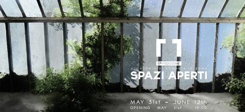 Spazi Aperti XVII 2019. Mostra collettiva degli artisti in residenza presso gli istituti culturali e le accademie straniere di Roma