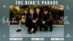 The King's Parade, la band inglese, arriva in Italia con MAD TOUR 2019