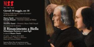 Il Rinascimento biellese presentato a Milano al Poldi Pezzoli