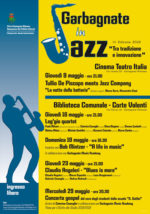 """Blues is more"": jazz d'autore a Garbagnate Milanese con il quintetto del pianista Claudio Angeleri"