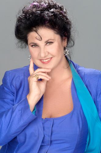 Marisa Laurito in Due donne in fuga al Teatro Traiano di Civitavecchia
