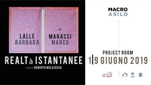 Realtà Istantanee, il progetto di Barbara Lalle e Marco Marassi al MACRO – Project Room di Roma