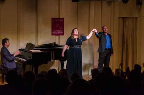 Oltre cento ospiti a New York per il secondo evento annuale degli International Friends of Festival Verdi