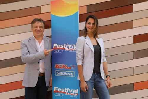 Festival Show 2019, al via il 30 giugno da Padova la 20a edizione. Conduce Anna Safroncik con Paolo Baruzzo