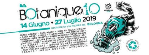 Il Duo Bucolico live al @ BOtanique, Giardini di via Filippo Re di Bologna