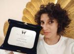 La vocalist Caterina Comeglio si aggiudica il prestigioso Premio Lelio Luttazzi alla Casa del Jazz di Roma