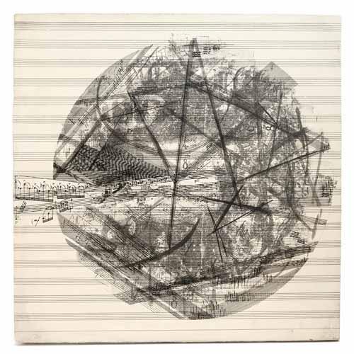 Partiture di Leonardo Gensini, l'appuntamento allo Sporting Beach Arte di Ostia a cura di Paola Pallotta