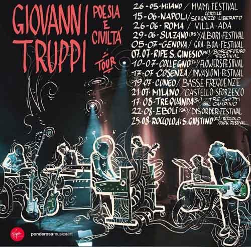 """Giovanni Truppi vince il Premio MEI """"PIMI 2019"""" come miglior artista indipendente dell'anno"""