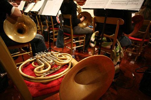 Il Quintetto di Ottoni della Cherubini in concerto