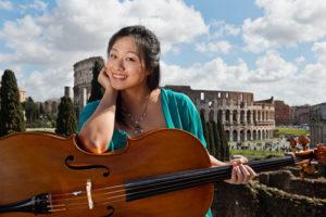 Vespri a San Vitale, 17-18 giugno le suites di Bach con Jo-Chan Lin