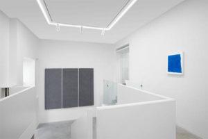 La personale di Pino Pinelli Monocromo (1973-1976) alla Dep Art Gallery di Milano