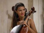 Leila Shirvani riceve il premio Sinopoli dal Presidente Sergio Mattarella
