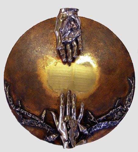 A Gubbio le sculture sacre di Loriano Aiazzi