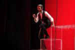 Luca Argentero al Teatro di Ostia Antica con 'È questa la vita che sognavo da bambino'