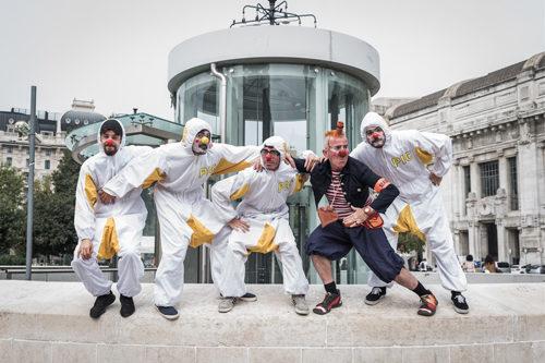 Carroponte, giugno si chiude con il Milano Clown Festival