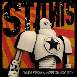 "Stanis, è uscito il nuovo album ""Tales from a Modern Society"""