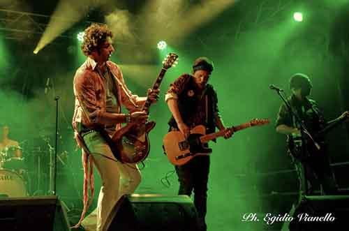 Il rock adrenalinico dei Rolling Stones rivive al Carroponte con i The Sticky Fingers – Rolling Stones Tribute Band
