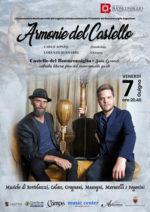Concerto di mandolino e chitarra al Castello del Buonconsiglio di Trento