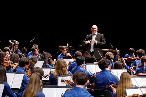 JuniOrchestra di Santa Cecilia in concerto a Veroli