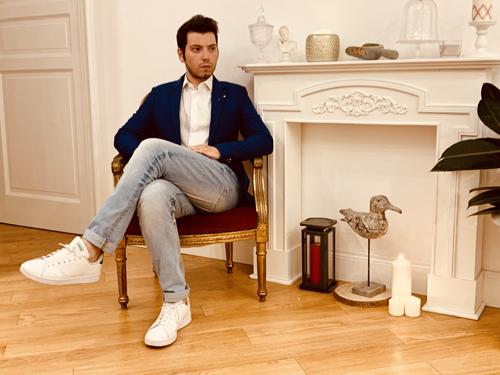 Sexy Sorry, il nuovo singolo di Gianluca Bellantone è in tutti gli store digitali, in streaming e su Vevo