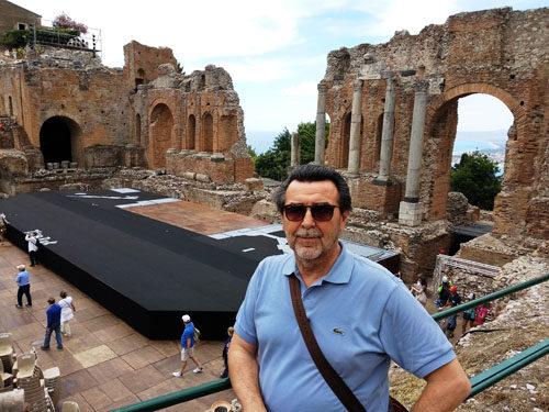 """Ildo Cigarini sarà tra gli ospiti del prestigioso festival """"Il Federiciano"""" di Rocca Imperiale"""